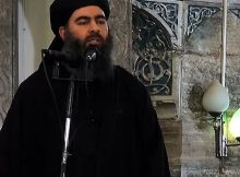 Video Released by Military Killing ISIS Leader Abu Bakr Al-Baghdadi