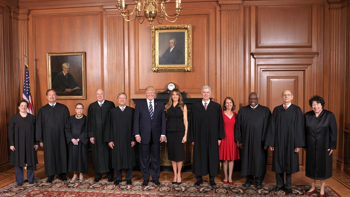 Supreme Court: Blocks Access to Trump's Finance and Tax Records, Temporarily