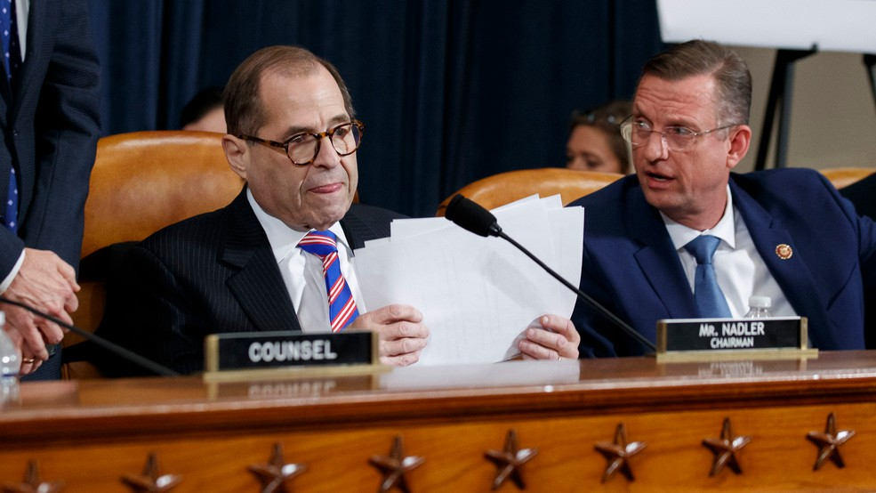 According to the House Judiciary Report Dems is Trying to Change the Constitution