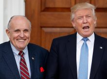 """Ukraine Findings: Rudy Giuliani Returns and Shares """"Hundreds of hours of research"""""""