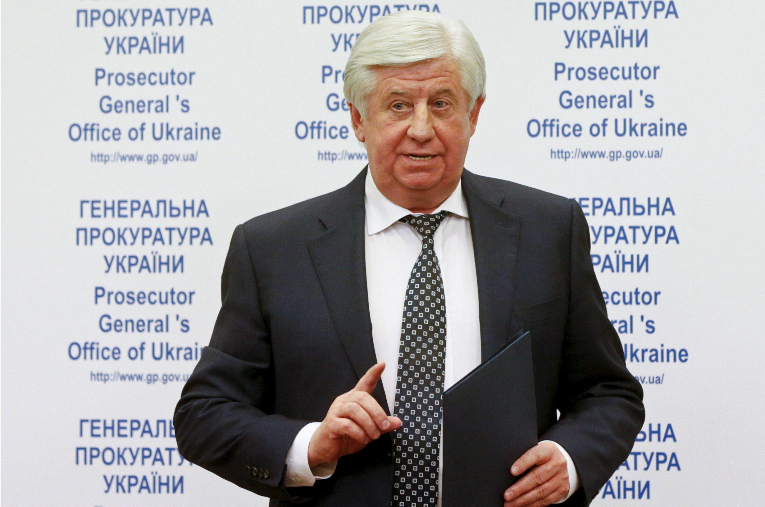 Viktor Shokin